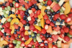 Fruit Salad, Food, Fruit Salads, Meal, Essen, Hoods, Meals, Eten