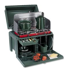 Head to your favorite picnic spot or campsite without spending hours packing up your kitchen.