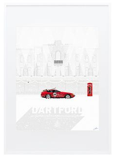 Dartford Christmas Ferrari 356 GTB/4