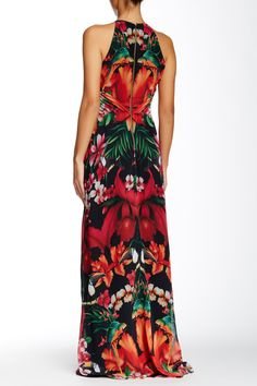 Mircana Print Maxi Dress by Ted Baker London on @nordstrom_rack