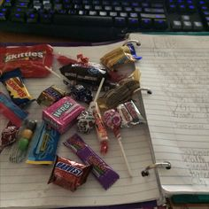 This is what homework is like after Halloween