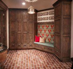 Mudroom   Traditional   Hall   Salt Lake City   Craig Veenker, Designer,  Mountain