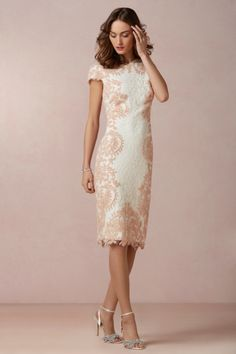 Catalina Dress | Mother of the Bride Summer 2014 | BHLDN | StyleMePretty | Lookbook