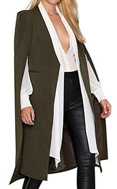 YUNY Womens Belted Lapel Office Slim Fit 2-Piece Blazer Suit Coat Tops Army Green XS