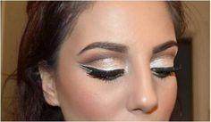 Maquiagem dos olhos para se inspirar