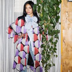 #Toronto native, #Brooklyn-based @aurorajames is the creative director behind new #shoe brand @brothervellies. #TheStyleReport meets her   @philltaylormade