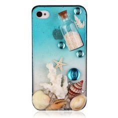 Have the beach with you at all times with this cool DIY case!