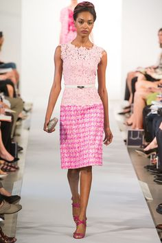 Oscar de la Renta Spring 2013 Ready-to-Wear Collection Slideshow on Style.com