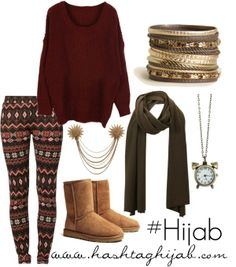 Hashtag Hijab Outfit #5