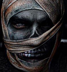 Demon-Inspired Makeup Tutorial for Halloween (Plus 5 More Makeup Ideas!)