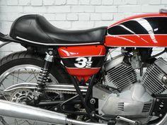 Bellissimo trez E mezzo Moto Morini 350 Sport