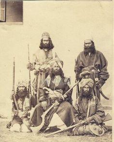 Khan of Kalat, Balochistan, India c1870s