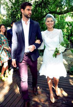 Casamento Real tropical
