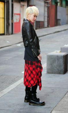 Street Style Lookbook: UNIF - In Memory Of Street Style Lookbook: UNIF - In Memory Of
