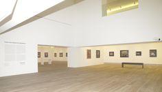 """Exposición """"Colección Cubista de Telefónica"""" en el Museo de Bellas Artes de Asturias. Foto: Pedro Pardo."""