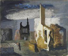 John Piper | Byland Abbey