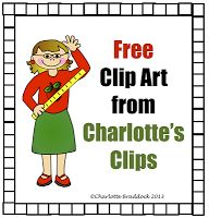 Free School Clip art from Charlotte's Clips  http://pinterest.com/kindkids/charlotte-s-clips/