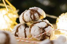 Recept na crinkles - KAMzaKRASOU.sk Crinkles, Muffin, Eat, Breakfast, Food, Morning Coffee, Eten, Cupcakes, Muffins