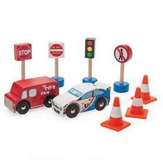 Le Toy Van Road Set 'Route