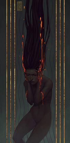 Quiet by Mezamero on DeviantArt