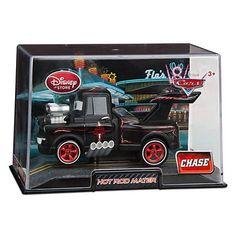 "Disney Pixar Cars Exclusive 1:48 Die Cast Car Hot Rod Mater / Martin ""Chase"" (Disneystore exclusive) - Véhicule Miniature - Voiture - lim. edition de Mattel, http://www.amazon.fr/dp/B007IJXNCS/ref=cm_sw_r_pi_dp_BVSpsb00JZ09F"