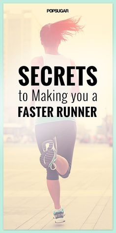 So You Want to Run Faster? These 3 Methods Will Help