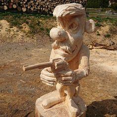 Joe Dalton Garden Sculpture, Outdoor Decor, Art, Atelier, Wood Art, Craft Art, Kunst, Gcse Art, Art Education Resources