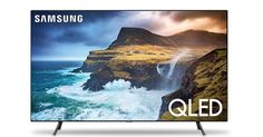 Samsung Class Ultra HD HDR Smart QLED TV Model) Ultra HD connected once you see the DIFFERENCE, there's no going back. Full array backlighting presents gorgeous blacks and radiant whites within s. Tv Samsung, Samsung Smart Tv, Samsung Galaxy, Nintendo Switch, Quad, Tv Plasma, Tv 40, Tv Built In, Best Home Theater