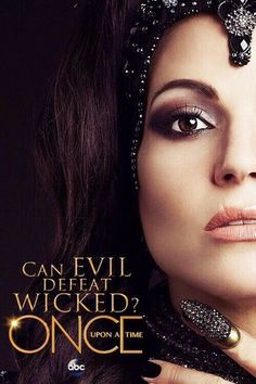 Once Upon A Time Photo: Evil vs Wicked