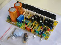 High power Active subwoofer pure bass Power Amplifier board 400W 30HZ-200HZ #UnbrandedGeneric