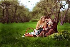 семейная фотосессия с малышом на природе: 17 тыс изображений найдено в Яндекс.Картинках