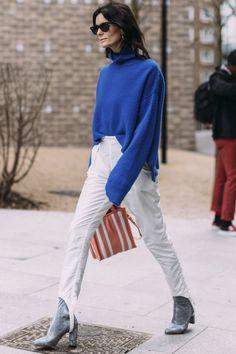 London Fashion Week Street Style AW17 - Hedvig