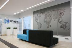 Biuro Nordic Semiconductor Furniture, Home Decor, Design, Showroom, Decoration Home, Room Decor, Home Furnishings, Home Interior Design