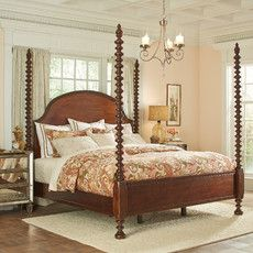 Longport Spindle Bed