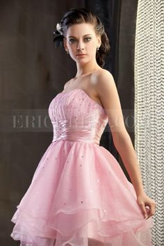 Sweetheart Mini Polina's Homecoming/Sweet Sixteen Dress