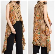 20 Best Outer Batik Images In 2018 Outer Batik Blouse Batik