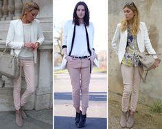 Imágenes Palo 39 RosaPink Pants Mejores Outfits Pantalón De RLc5Aq34j