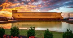 Experience the life-size Noah's Ark! Ark Encounter is a one-of-a-kind themed attraction the whole family will enjoy, located in Williamstown, Kentucky. Oh The Places You'll Go, Places To Visit, The Ark Encounter, Kentucky Vacation, Kentucky Tourism, Noahs Ark Theme, Creation Museum, My Old Kentucky Home, Down South