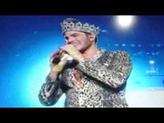 Rock in Rio 2015 Adam Lambert