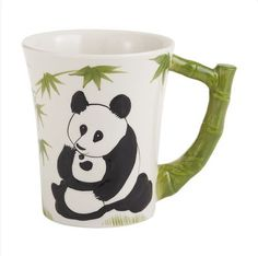Panda Mug | Community Post: 15 Pieces Of Panda Swag You Need To Get Immediately