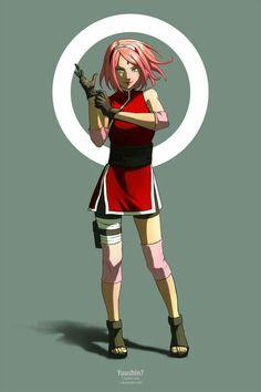 Naruto - Sakura Haruno