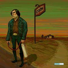 Outstanding Illustrations by Juarez Ricci