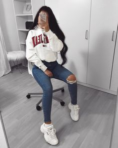 58 Best Fall Outfits Trends for Teenage Girls You Must Know Outfits 2019 Outfits casual Outfits for moms Outfits for school Outfits for teen girls Outfits for work Outfits with hats Outfits women Teenage Girl Outfits, Teen Fashion Outfits, Teenager Outfits, Outfits For Teens, Girl Fashion, Preteen Fashion, Fashion Ideas, Fashion Black, Lazy Outfits