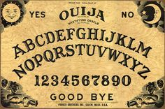 Ouija board ~ Kind of scary! We played this at spend-the-night parties. Usually, the questions were about which boy liked us or which boy we liked.