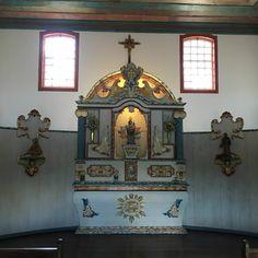 Capela de Nossa Senhora da Boa Esperança - Florestal - MG - Brasil.
