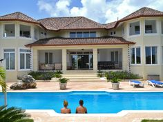 Gorgeous Caribbean villa for vacationing in Dominican Republic!