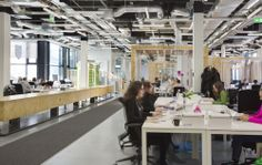 Airbnb's European Operations Hub in Dublin / Heneghan Peng Architects
