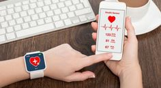 The convergence of medical and consumer health apps - techonomy. Mobile Application Development, App Development Companies, Wearable Device, Wearable Technology, Medical Transcription, Digital Revolution, Health App, The Help, Apps