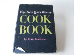 The New York Times Cookbook Vintage Cookbook Craig by Sfuso