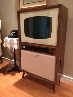 style television Vintage